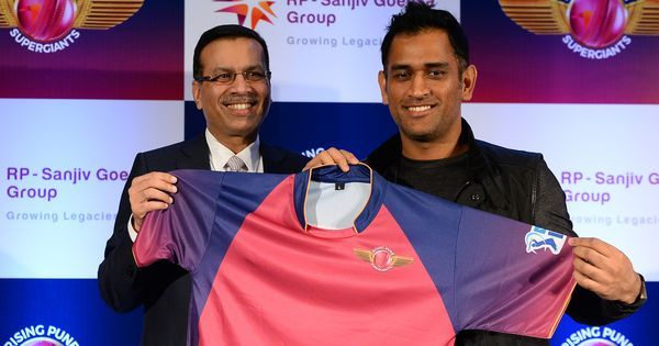 We wanted someone young to lead side: Rising Pune owner reveals reason for dropping Dhoni as captain