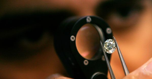 A funding crunch may finally force India's secretive diamond industry to become more transparent