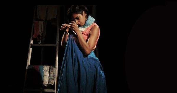 'I was tired of hiding': Delhi-based actor Mallika Taneja turns onstage nudity into act of protest
