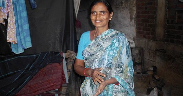 How a Dalit woman found success as a farmer, years after her debt-ridden husband took his life