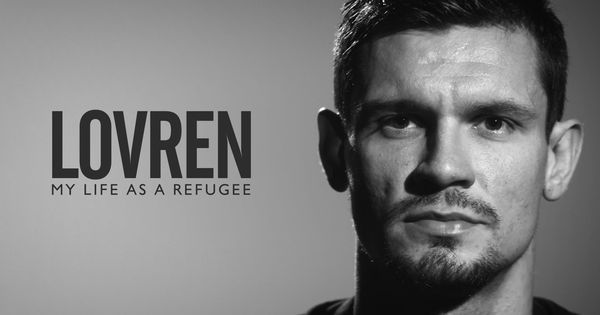 In Liverpool FC's brave new documentary, Dejan Lovren asks the viewer to give refugees a chance