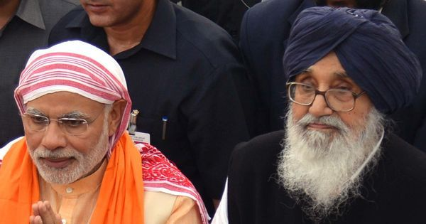 One thing exit polls are clear about: Punjab's voters will kick the SAD-BJP alliance out