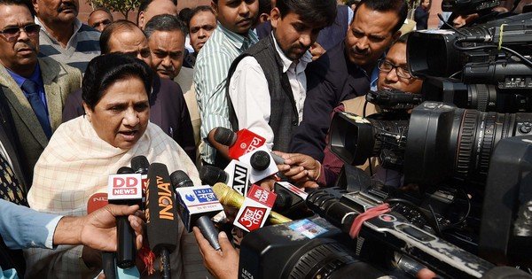 UP election 2017: Mayawati blames loss on tampered EVMs, even though her vote share hasn't changed