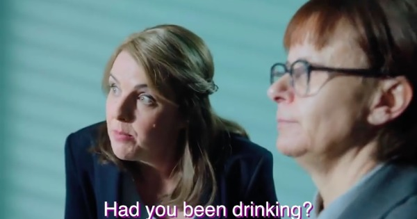 Watch: This hilarious parody takes aim at the victim shaming faced by women while reporting assault