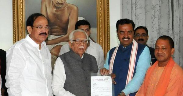 RSS did not request Yogi Adityanath's appointment as Uttar Pradesh CM, says Venkaiah Naidu