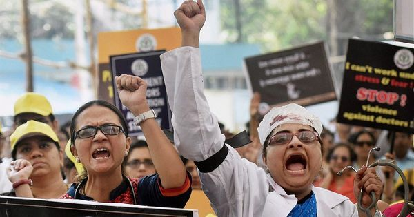 India's hospital assaults: Patients blame doctors while doctors blame the broken health system