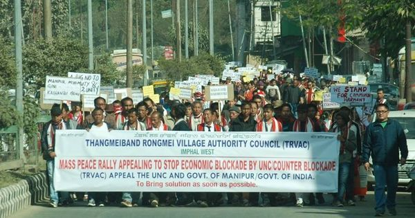 In Manipur, the blockade has lifted, leaving both government and Nagas in the mood for talks