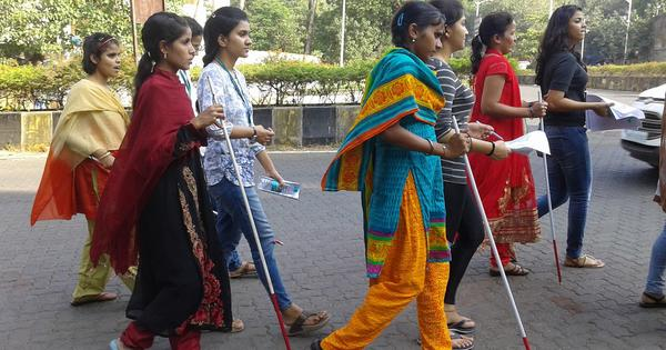 Why nearly half of India's disabled population is illiterate