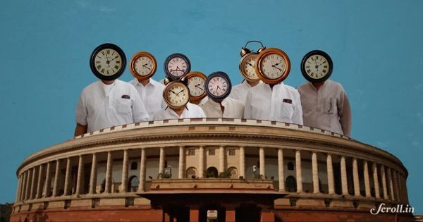 Watch: This is how much it costs every minute each time MPs themselves disrupt Parliament