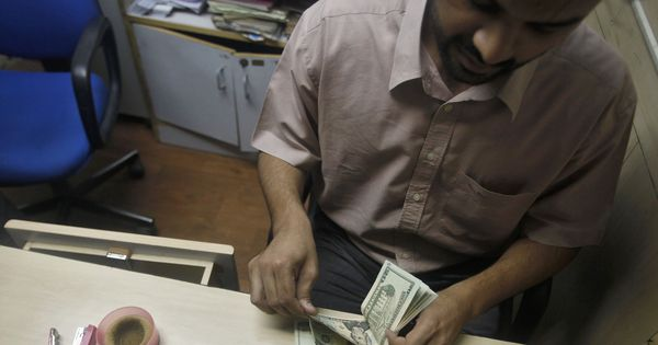 On a high note: The rupee is giving the US dollar a run for its money