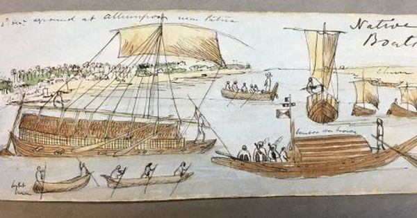 Fort William, Governor's House and other Kolkata landmarks feature in these sketches from 1849