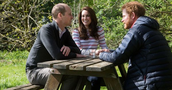 Watch: UK royals William, Harry, Kate open up on the private struggles of parenting, loss and grief
