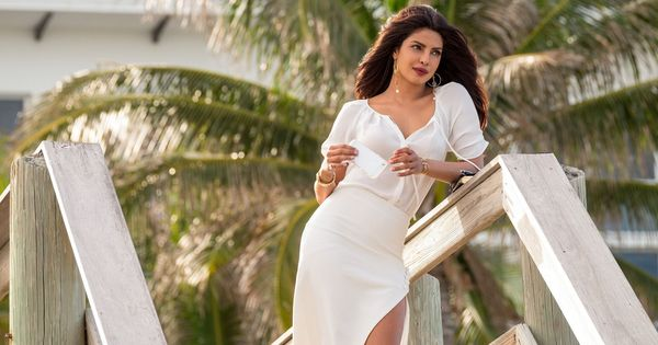 Priyanka Chopra kicks off 'Baywatch' box office race in India: 'It's six lifeguards against me'