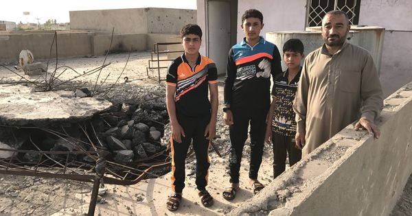 Seven months into Iraq's war against ISIS, is anyone counting Mosul's thousands of dead?