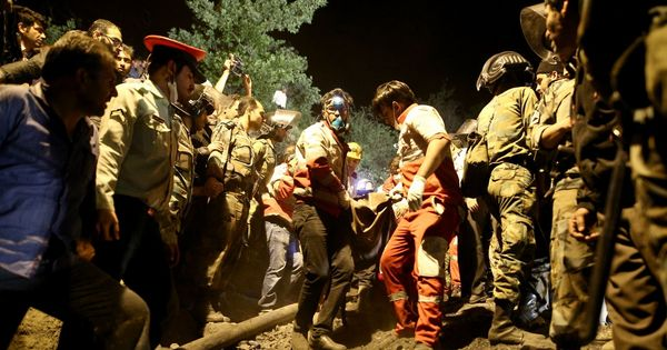 Iran: All miners trapped after explosion in Golestan coalfield have died, says minister