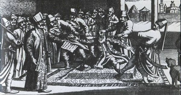History watch: When criminals could escape the death penalty by beating the executioner in a race