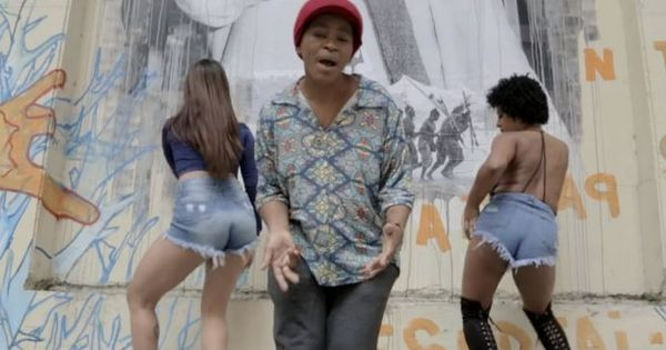 Singing of sex and life on the streets, Brazil's female funk stars are fierce and feminist