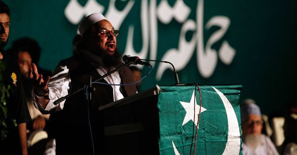 JuD chief Hafiz Saeed spreading terror in the name of Islam, says Pakistan