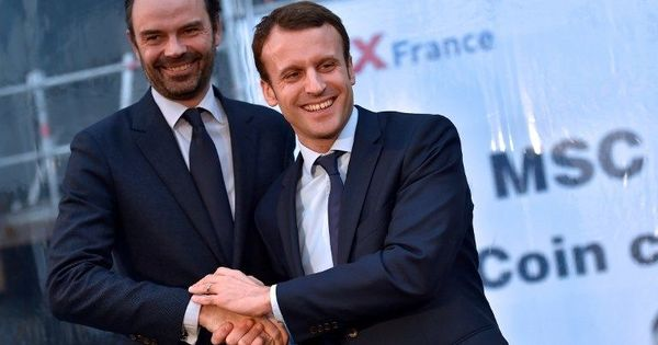 French President Emmanuel Macron picks centre-right Édouard Philippe to be prime minister