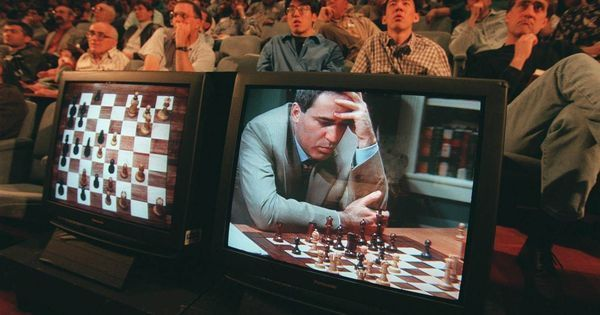 Watch: In 1997, a game of chess changed the face of artificial intelligence forever