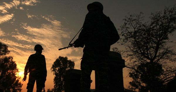 Jammu and Kashmir: 4 militants, 3 soldiers killed in thwarted infiltration bid in Nowgam, says Army