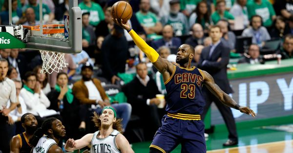 NBA: LeBron James' record helps Cavs crush Celtics to set up another final with Warriors