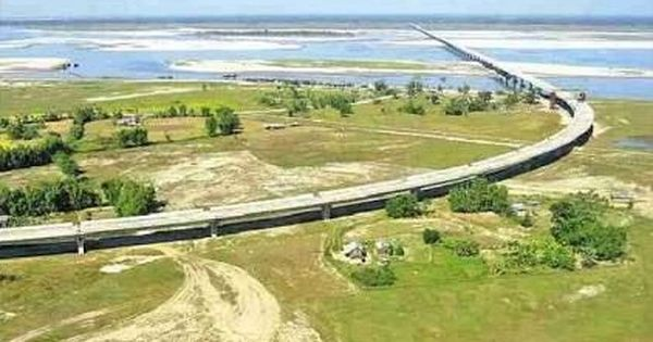 Assam: India's longest bridge was delayed by the previous government, says Modi at inauguration