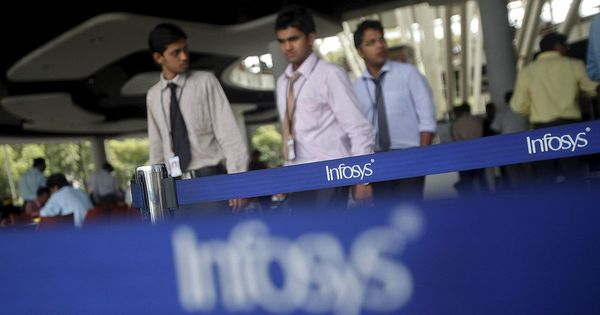 Infosys wants you to know there's only one way to keep your job in tech