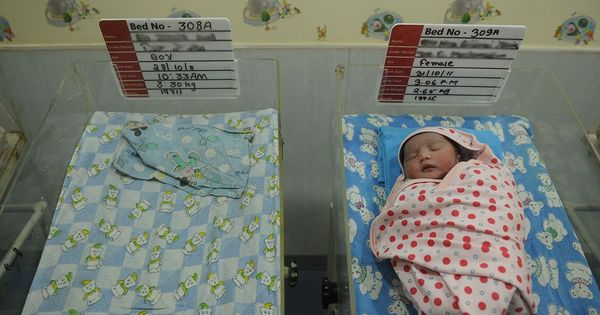 Why birth certificates should stop specifying if it's a boy or a girl
