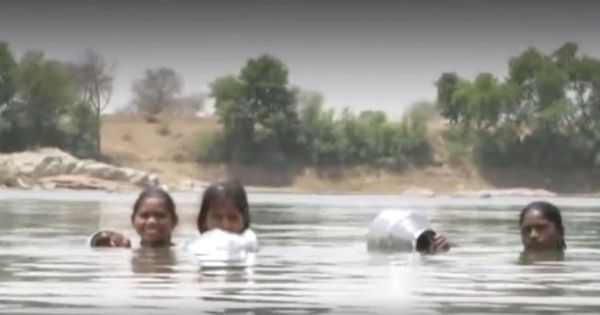 Watch: There's been no such thing as clean water in this village in Madhya Pradesh for six years