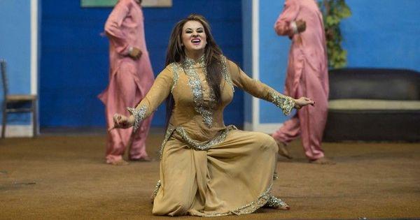 'We navigate a man's world in female bodies': Surviving as a modern mujra dancer in Pakistan