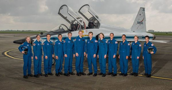 Indian-American among 12 new astronauts selected by Nasa