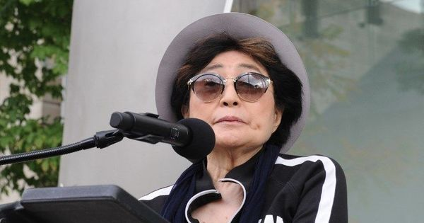 Yoko Ono will receive songwriting credit for 'Imagine'