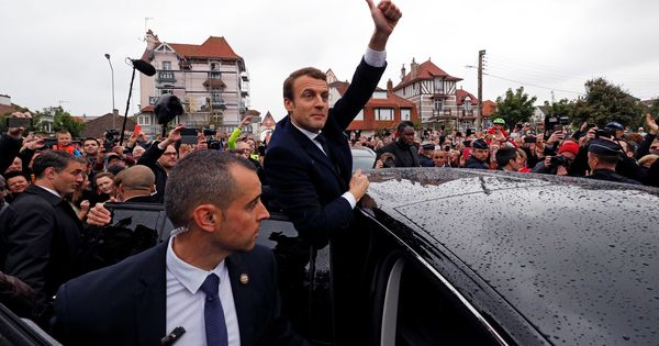France: Emmanuel Macron's En Marche wins majority in parliamentary elections