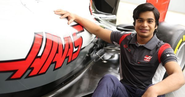 'All my life I've had a vision of being a Formula 1 driver': Arjun Maini's dream is on track