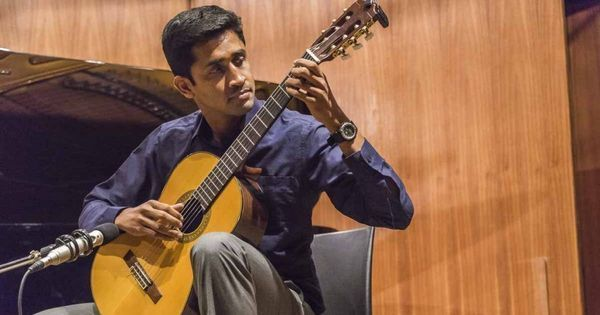 Strings attached: A short history of the Western classical guitar in India