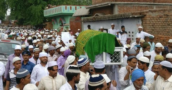 'They should declare a Hindutva state': Grief turns to rage in village of Jharkhand lynching victim