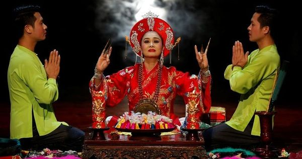 Watch: The once forbidden possession rituals are making a comeback in Vietnam