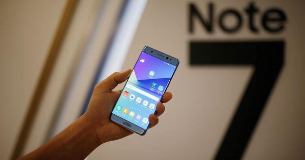 Samsung's refurbished Galaxy Note7 phones to hit the shelves in South Korea this week