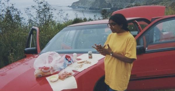 Photos: When Indians took part in the most American of American traditions – the road trip