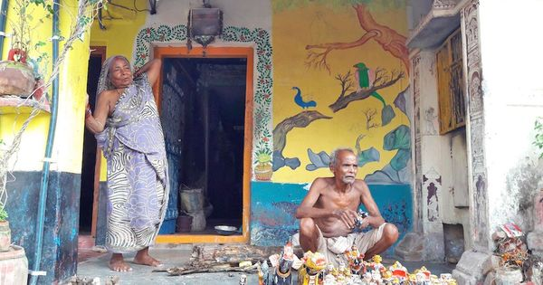 An artist in every home: How a village in Odisha keeps local art and dance alive