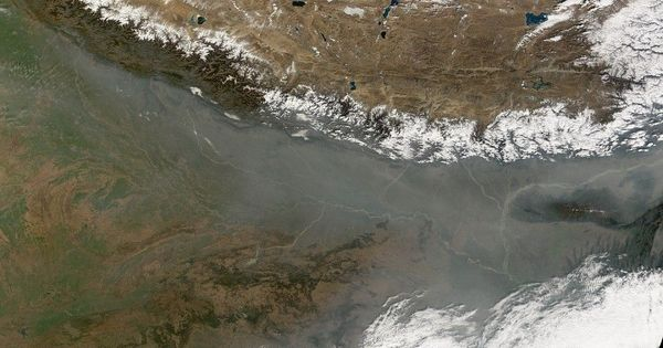 Black carbon is bringing about an environment crisis in the Himalayas – but is largely ignored