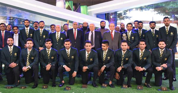 In Pakistan, managers, selectors and pundits bask in the reflected glory of the Champions Trophy win
