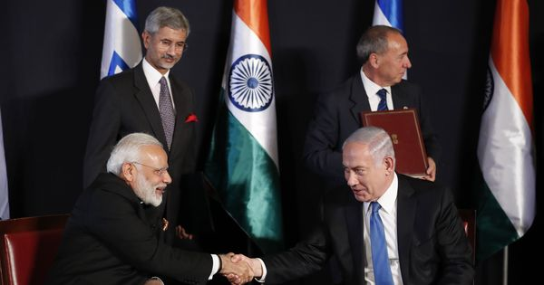 The Delhi-Tel Aviv relationship is all hard cash and Israeli guile, so let us not lose our cunning