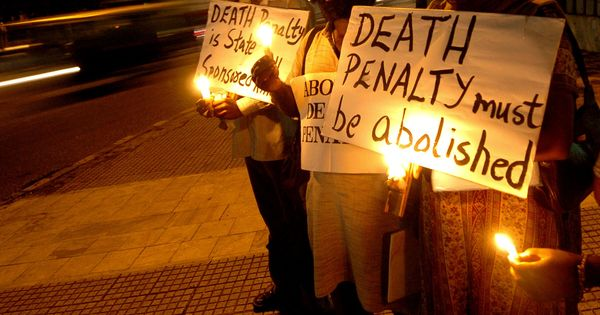 Pakistan is using death penalty as a political tool, says study