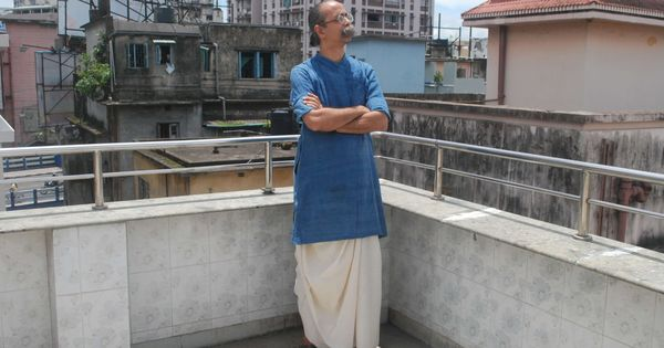 Social apartheid: I was barred from entering a Kolkata mall because I was wearing a dhoti