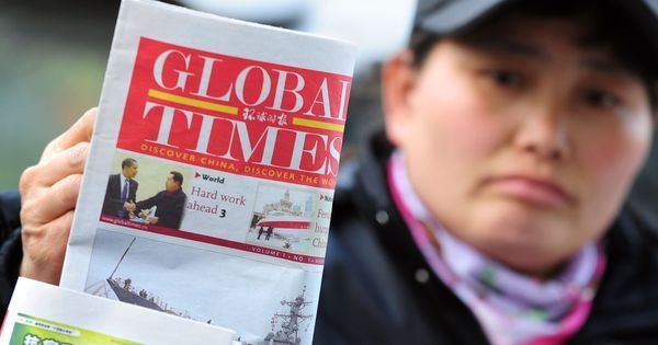 Murky signals: By focusing on China's English media, Indian analysts are misreading Beijing