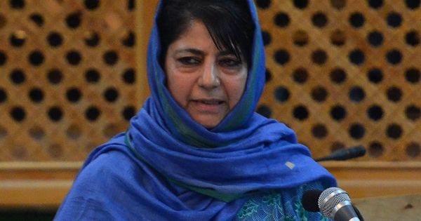 No third party, be it US or China, should interfere in Kashmir conflict: Mehbooba Mufti