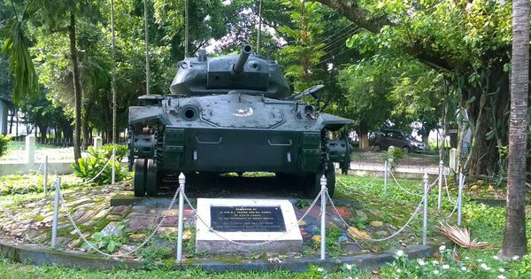 North Bengal University has displayed a tank for 46 years. Has it instilled 'love for the Army'?