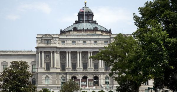 The Library of Congress opened its catalogues to the world. Here's why it matters